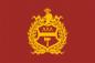 Двухсторонний флаг Нижнего Тагила фотография
