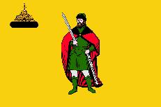 Двухсторонний флаг Рязани фото