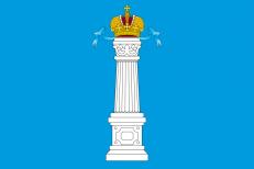 Двухсторонний флаг Ульяновской области фото
