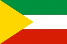 Двухсторонний флаг Читы фото