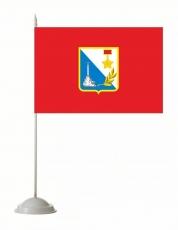 Настольный флаг Севастополя фото