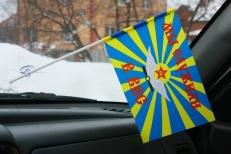 Флажок в машину с присоской «Мы служили в ВВС СССР» фото
