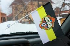 Флажок в машину с присоской ЦСКА Имперский фото