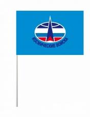 Флажок на палочке «Военно-космические силы» фото
