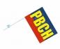 Флаг с надписью РВСН фотография