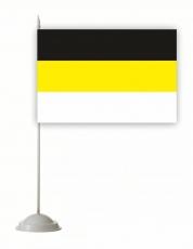Флажок настольный Имперский флаг (Флаг Российской империи) фото
