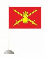 Флажок настольный «Флаг сухопутных войск» фото