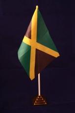 Флажок настольный Ямайка фото