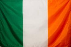 Флаг Ирландии фото