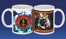 Кружка Морской Пехоты Тихоокеанский Флот фото