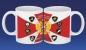 Кружка ВВ с шевронами округов фотография
