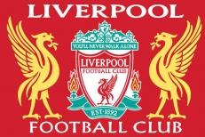 """Флаг """"FC Liverpool"""" ФК Ливерпуль фото"""