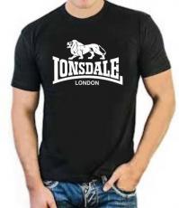 "Футболка стрейч ""Lonsdale"" фото"