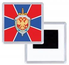 Магнитик ФСБ герб фото