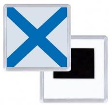 Магнитик Андреевский флаг фото