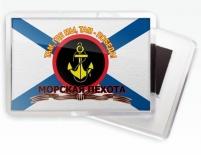 Магнитик «Морская пехота»