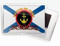 Магнитик «Морская пехота» фото