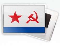 Магнитик «ВМФ СССР» фото
