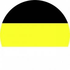 Наклейка «Имперский флаг» фото