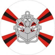 Наклейка «Инженерные войска» фото