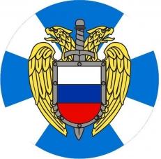 Наклейка «ФСО» фото