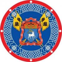 Наклейка «Знамя войска Донского»