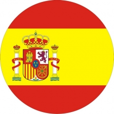 Наклейка «Флаг Испании» фото
