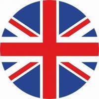 Наклейка «Флаг Великобритании»