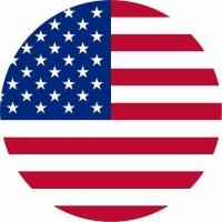 Наклейка «Флаг США»