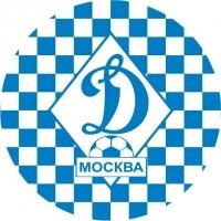 Наклейка для болельщиков «ФК Динамо»