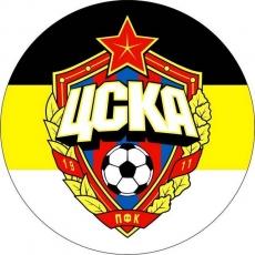 Наклейка для болельщиков «ФК ЦСКА» Имперский флаг фото
