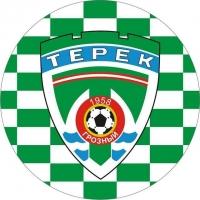 Наклейка для болельщиков «ФК Терек»