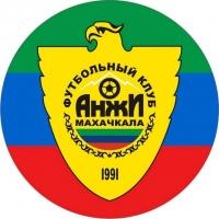 Наклейка для болельщиков «ФК Анжи»