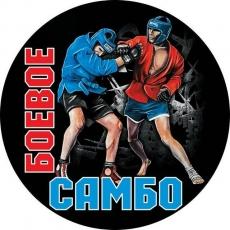 Наклейка Самбо фото