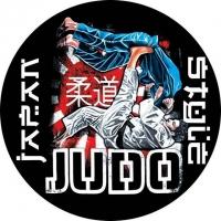 Наклейка JUDO