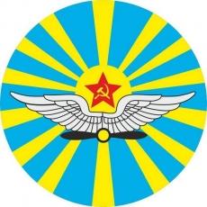 Наклейка «ВВС СССР» фото