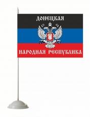 Настольный флажок ДНР фото