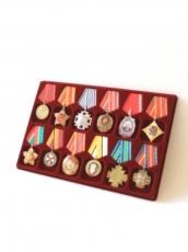 Планшет на 12 орденов