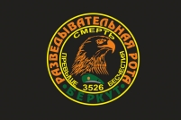 "Флаг ""Разведрота"" ""Беркут"""