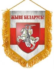 """Вымпел Погоня """"Жыве Беларусь!"""" фото"""