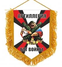 Вымпел Артиллерия - Бог войны фото