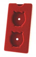 Вставка «Моя коллекция» под 2 Ордена Красного Знамени (без колодок) фото