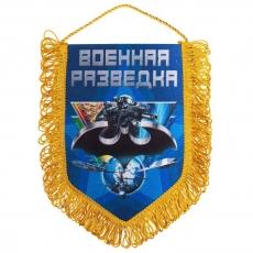 """Подарочный вымпел """"Военная разведка"""" фото"""