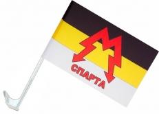 """Автомобильный флаг Моторолы """"Спарта"""" фото"""