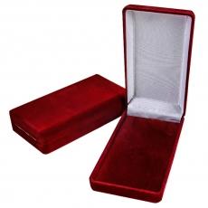 Универсальный бархатный футляр для медали фото