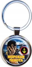 Брелок Морской пехоты  «Морпех штык нож» фото