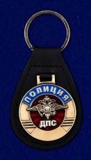 Сувенир для ДПС - брелок с жетоном фото