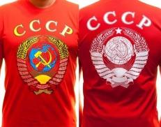 """Футболка """"СССР"""" фото"""