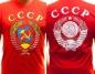 """Футболка """"СССР"""" фотография"""