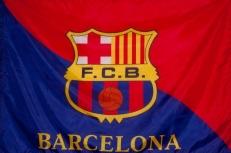"""Флаг """"FC Barselona-3"""" фото"""